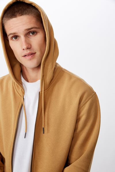 Zip Up Hood, CAMEL