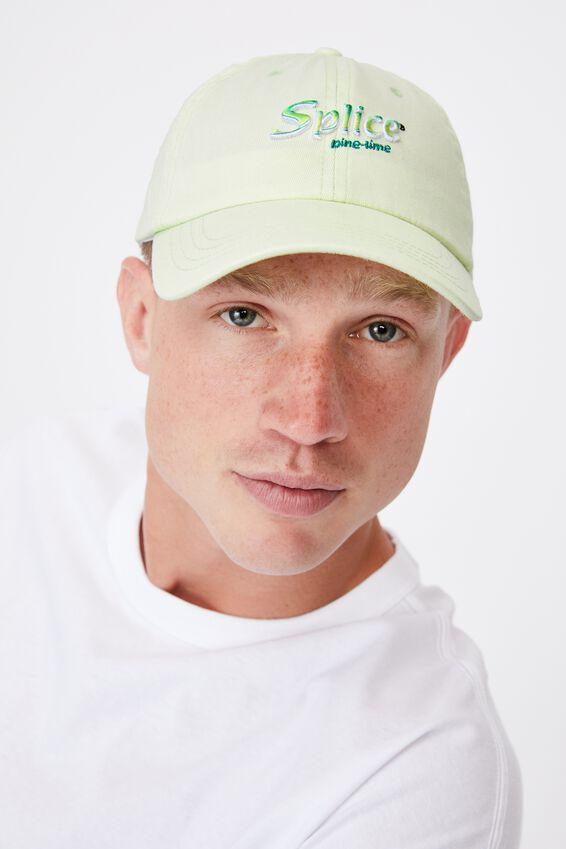 Special Edition Dad Hat, LCN STR STREETS/SPLICE/LIME