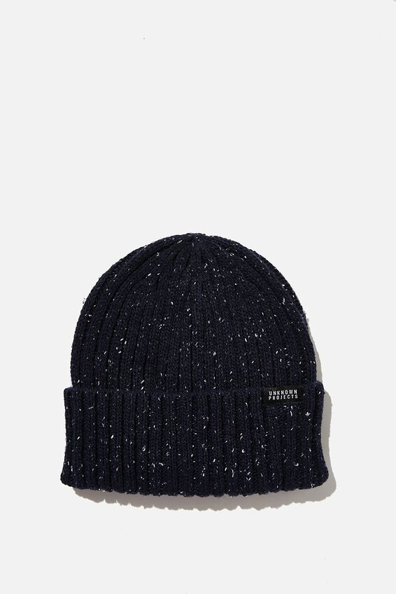Nordic Beanie, NAVY NEP/UNKNOWN PROJECTS