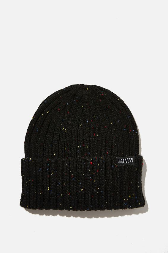 Nordic Beanie, BLACK NEP/UNKNOWN PROJECTS
