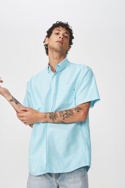 Vintage Prep Short Sleeve Shirt, MINT