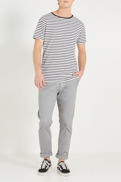 Carter Relaxed Chino, DOVE GREY
