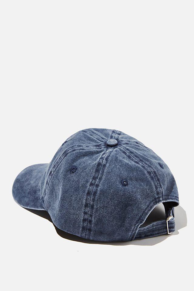 License Vintage Strap Back Cap, LCN UCLA/NAVY