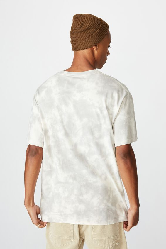 Special Edition Tee, LCN PRO WASHED WHITE/RATM - CLOUD WASH