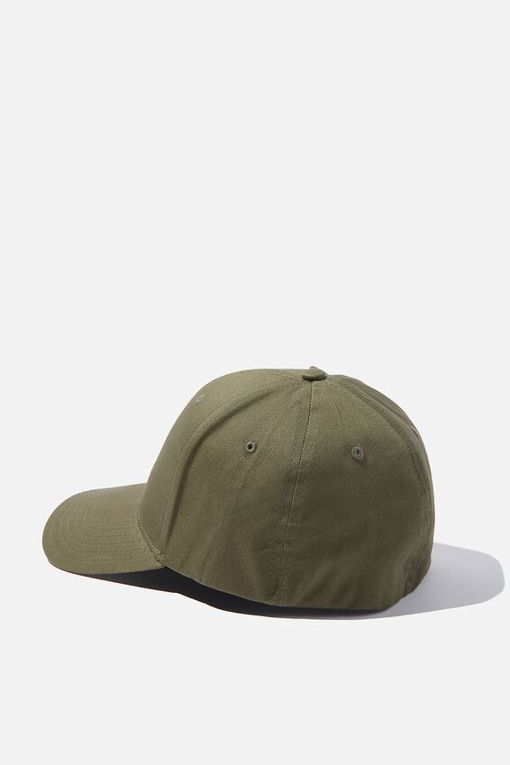 Stretch Fit Active Cap, MILITARY