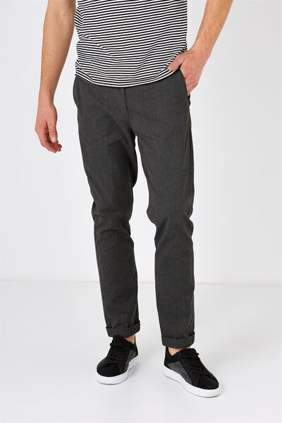 Carter Relaxed Chino, STREET GREY