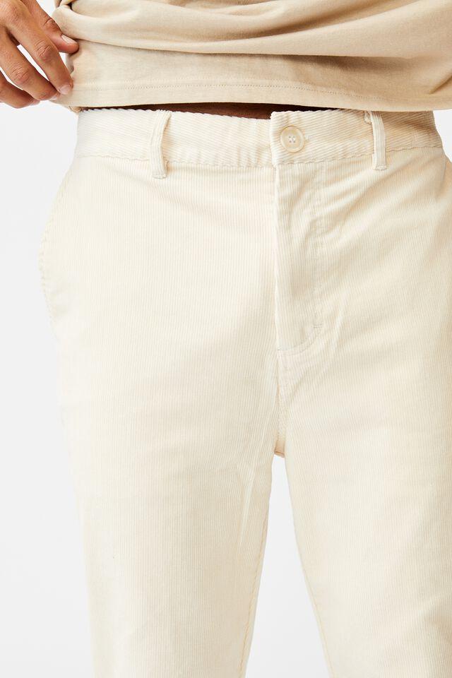 Oxford Trouser, ECRU CORD