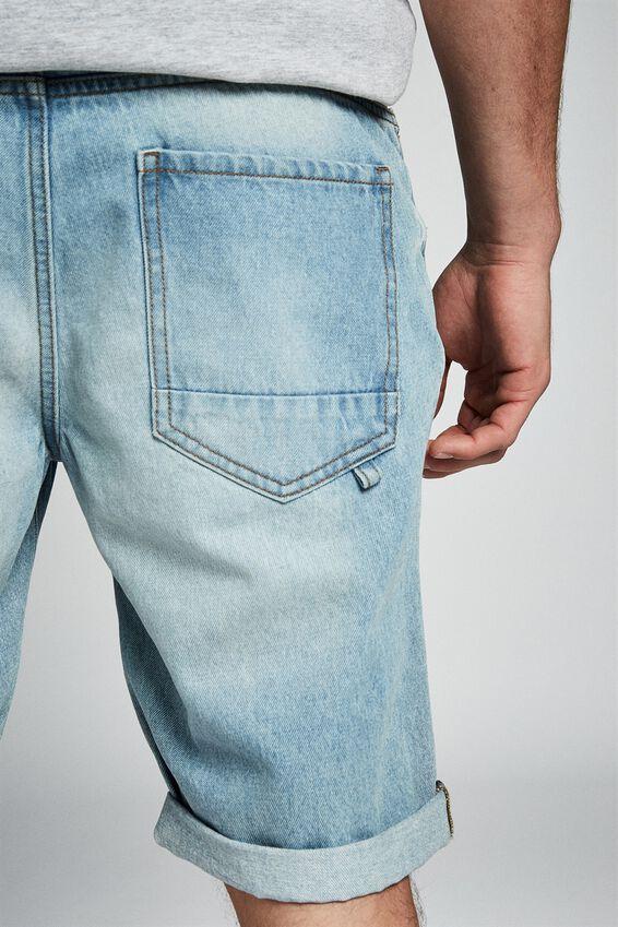 Roller Short, NEW BLUE