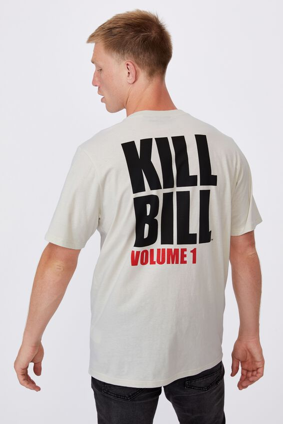 Tbar Collab Movie And Tv T-Shirt, LCN MIR BONE/KILL BILL-VOLUME ONE