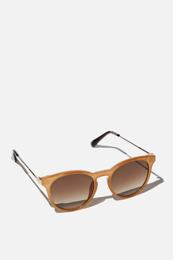 Remi Sunglasses, MUSTARD