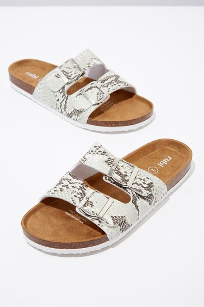 5e2d6ca26dc Women's Flat Shoes, Slides & Sandals | Cotton On