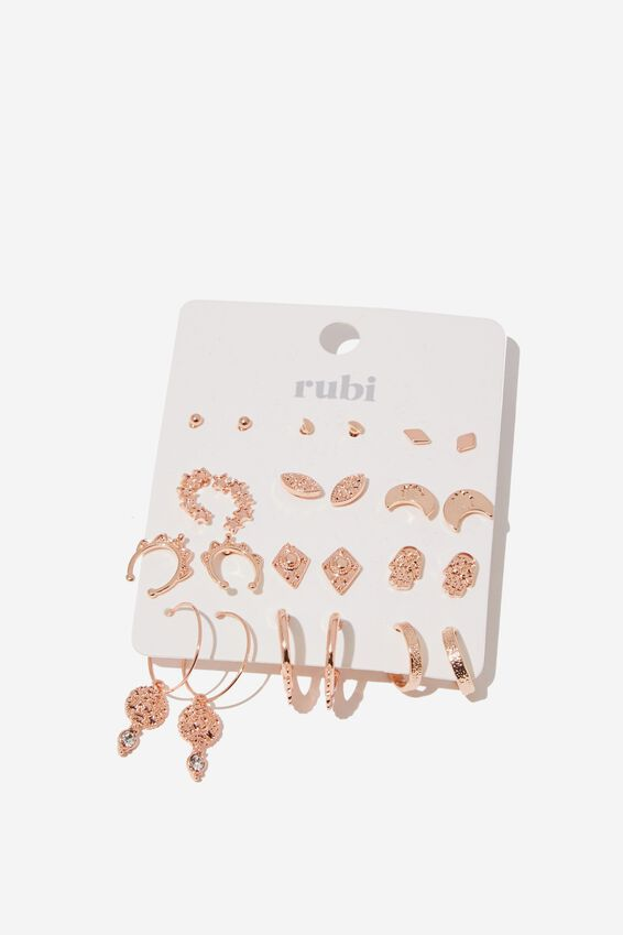 Amber Classic Multi Pack, ROSE GOLD
