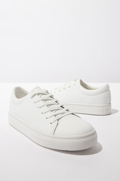 Aidan Sneaker, WHITE