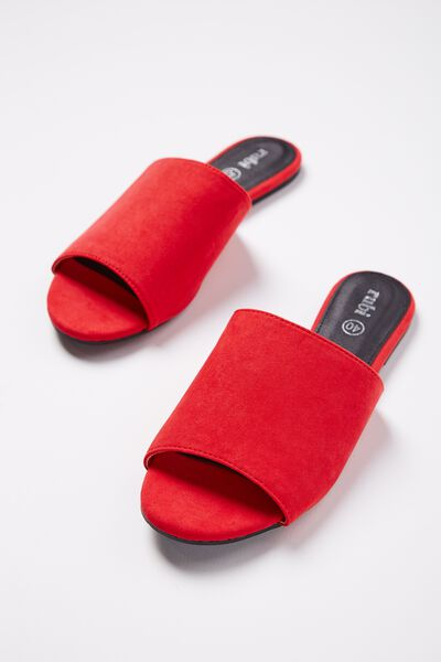 Sleek Slide, RED