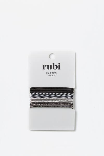 Hair Ties, MULTI - THIN
