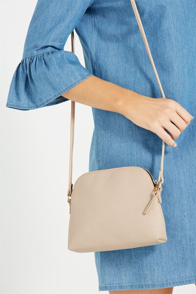Billie Sling Bag, CLAY