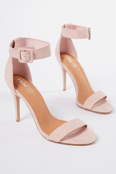 Spritz Stiletto Heel, BLUSH MICRO