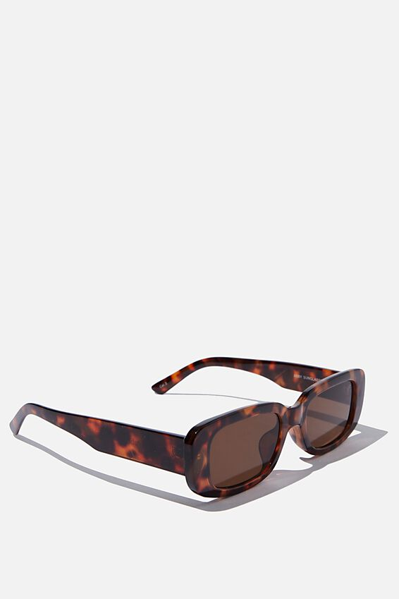 Abby Sunglasses, TORT