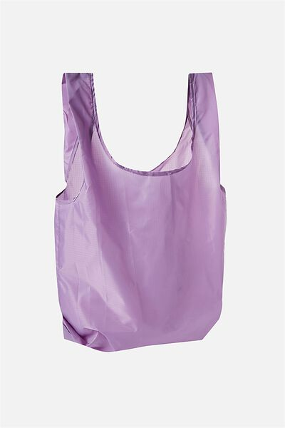 Foldable Market Bag, LILAC