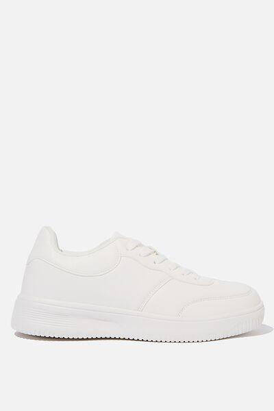 Alice Low Rise Sneaker, WHITE MULTI