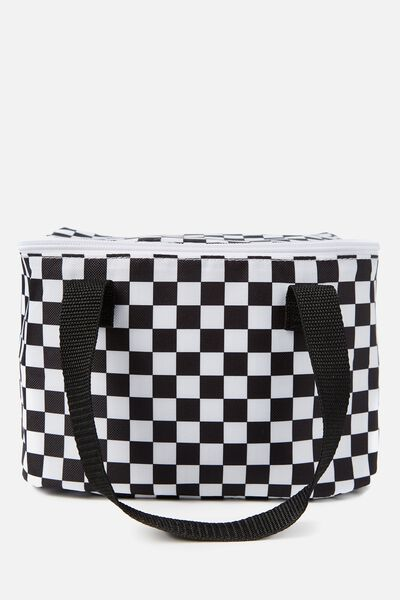 Chill Out Cool Bag, CHECKERBOARD