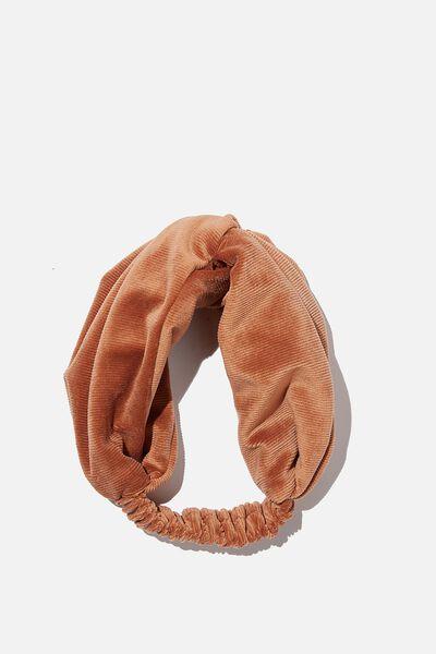 Surrey Soft Headband, COPPER