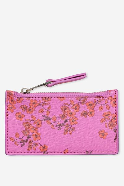 Indiana Card Holder, LAURA JANE FLORAL