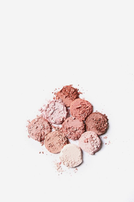 Eyeshadow Palette - 9 Colour, SUMMER IN ITALY