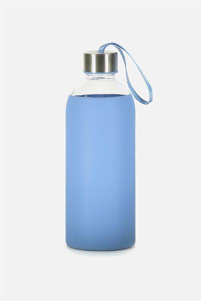 1L Hydrator Waterbottle, MOONLIGHT BLUE