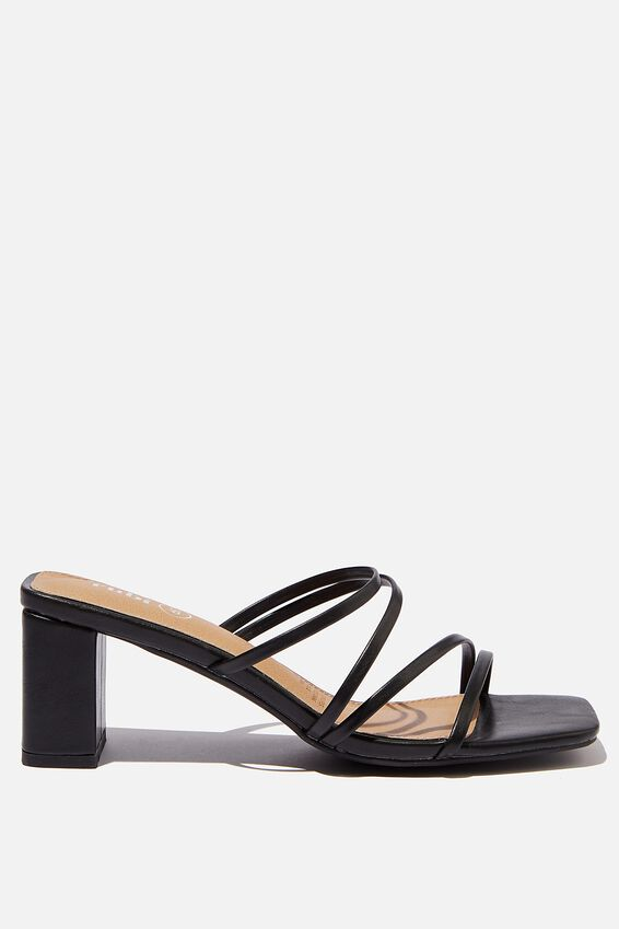 Margot Mule, BLACK