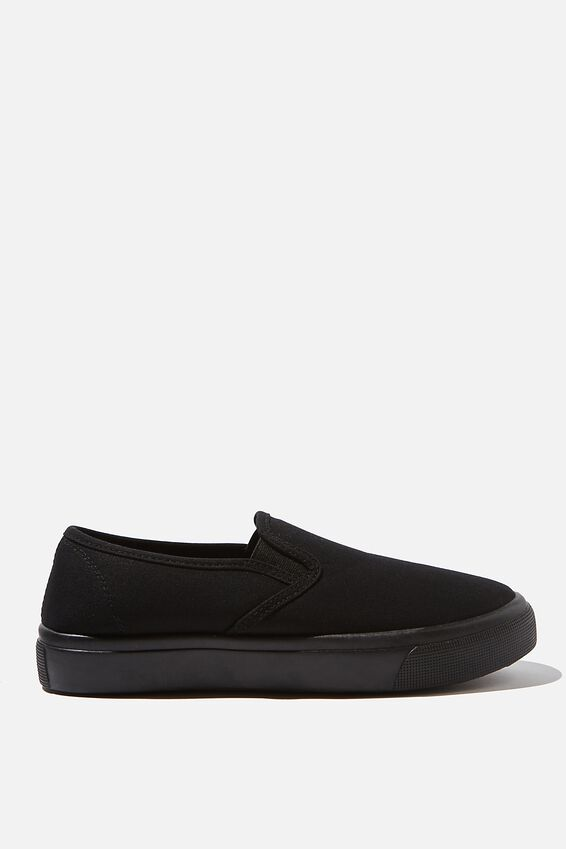Harper Slip On, BLACK/BLACK