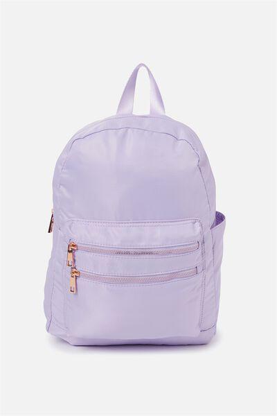 Explorer Backpack, LILAC