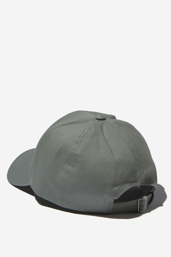 Selina Structured Cap, CHINOIS GREEN/BROOKLYN