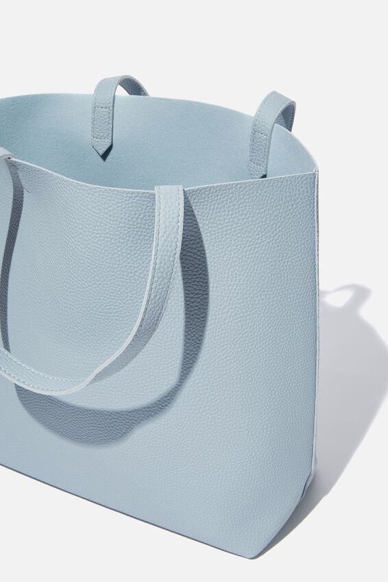 The Encompass Tote, BLUE GREY