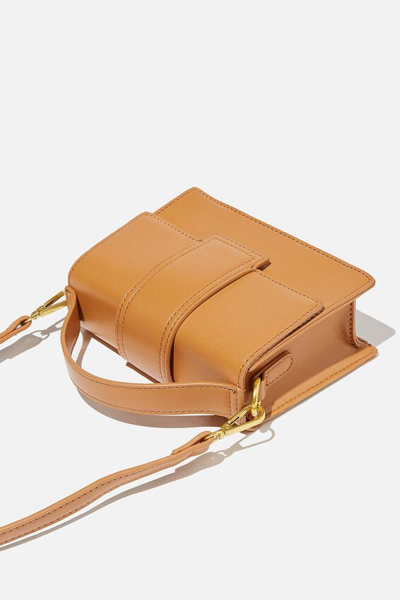 Cindy Cross Body Bag, HERITAGE TAN