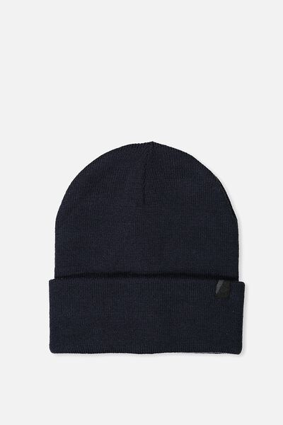 Compton High Beanie, NAVY