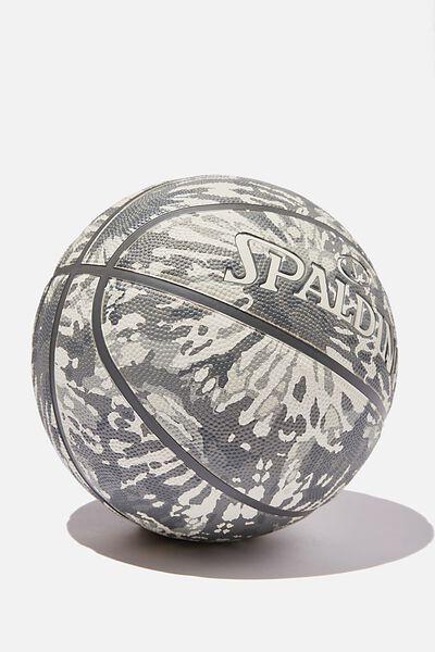 Spalding Basketball, BLACK TIE DYE