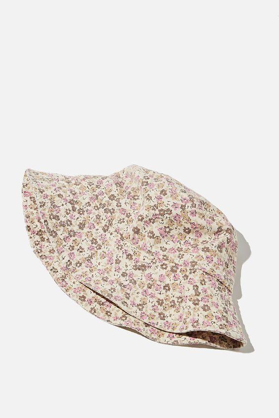 Bianca Bucket Hat, BARLEY KENDELLE DITSY FLORAL