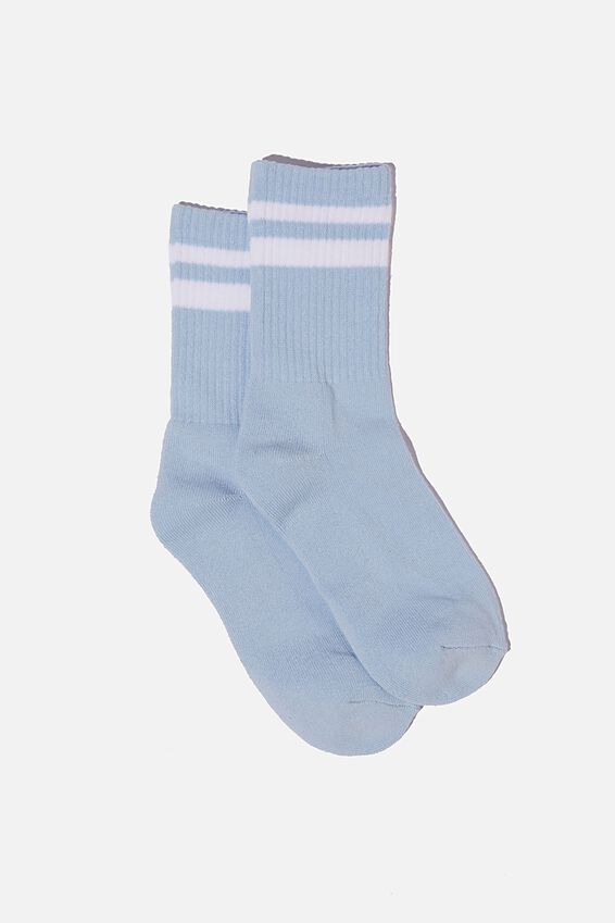 Club House Crew Sock, VINTAGE BLUE
