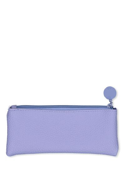 Personalised Mini Cosmetic Case, MATTE BABY BLUE