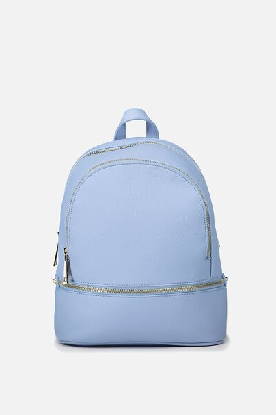 Mia Back Pack, PLACID BLUE