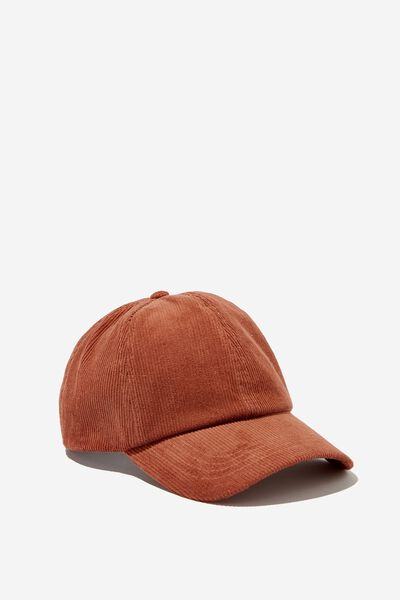 Kaia Cap, ROSE TAN CORD