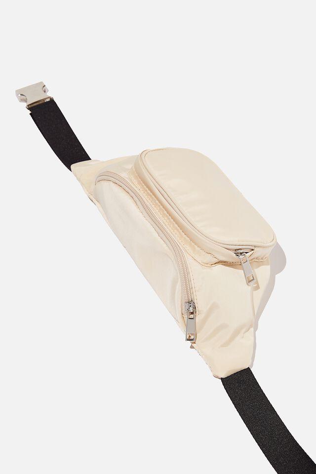 Nala Belt Bag, BUTTER