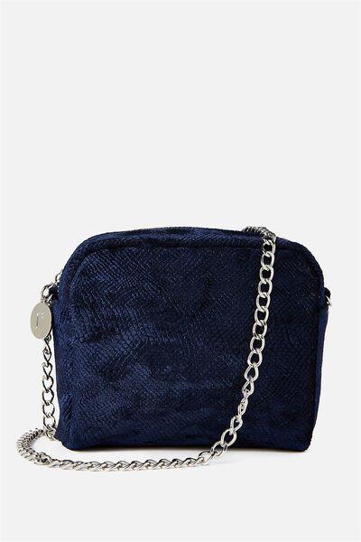 Harriett Sling Bag, BLUE