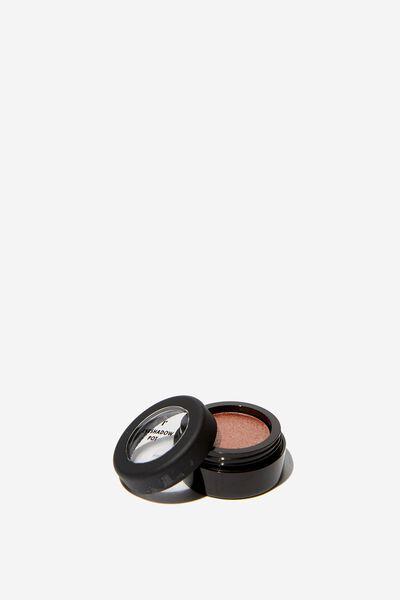 Eyeshadow Pot, GLITTER ME GOLD