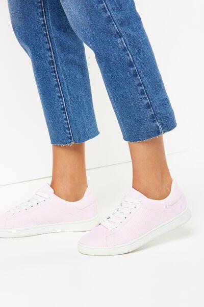 Cathryn Sneaker, PINK STRIPE