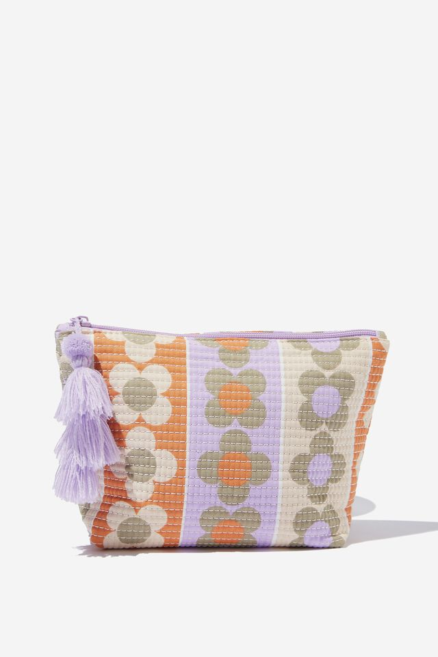 Everyday Pouch, DELILAH DAISY LAVENDER