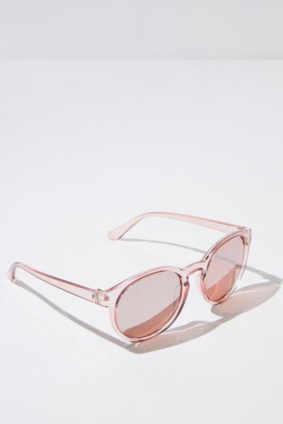 Rollin Round Sunglasses, ROSE