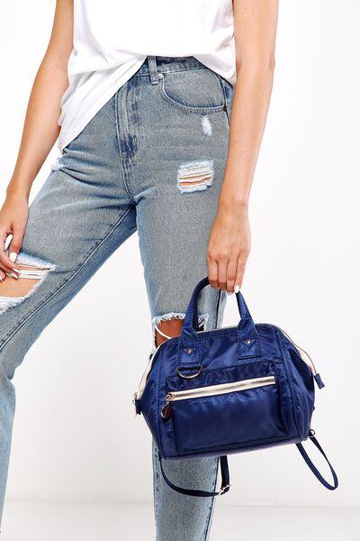 Mini Blaze Backpack, DARK BLUE