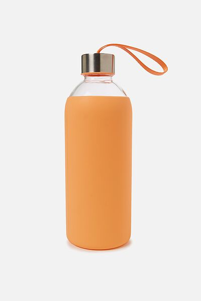 1L Hydrator Waterbottle, PEACH BUD